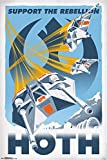 "Amazon Price History for:Trends International Star Wars Hoth Collector's Edition Wall Poster 24"" X 36"""