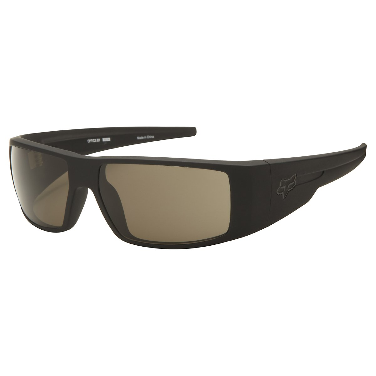 Fox The Condition 06323-905-OS Rectangular Sunglasses Matte Black /& Warm Grey 59 mm Fox Sunglasses Fox Head Inc.