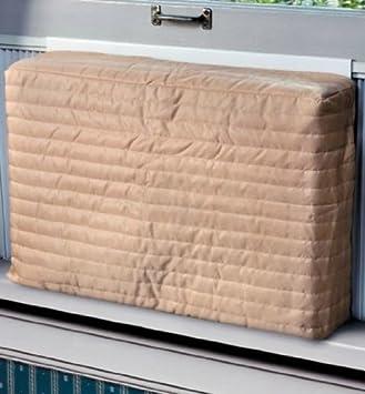 Lovely Indoor Air Conditioner Cover (Beige) (Medium   15  17u0026quot;H X