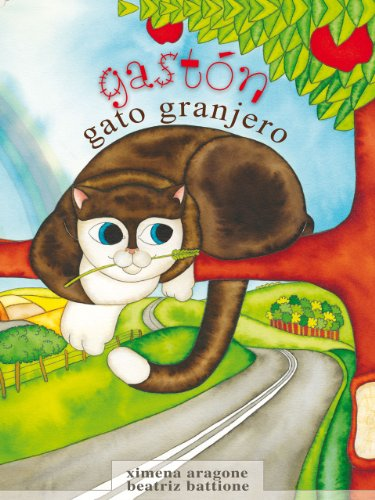 Gastón gato granjero (Gato Gastón nº 2) (Spanish Edition) by [Aragone
