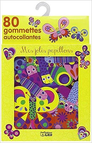 Ma Boite à Gommettes : Mes Jolis Papillons - De 3 à 5 ans