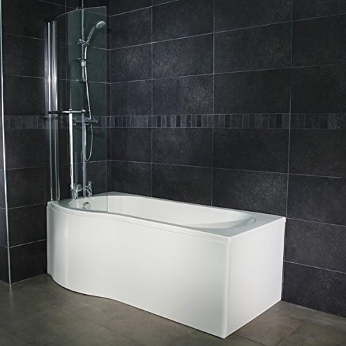shower-bath-tub-p-shape-acrylic-white-1500-left-hand-bathtub-with-shower-screen-and-rubber-seal-incl