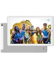 Tablet PC10.1 Pollici 4G LTE Dual SIM /WiFi tablet Android 8.0 con 3GB di RAM e 32GB ROM Batteria 8000mAh- Argento