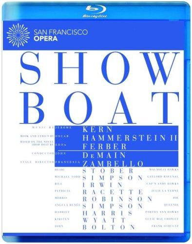 - Kern & Hammerstein: Show Boat [Blu-ray]