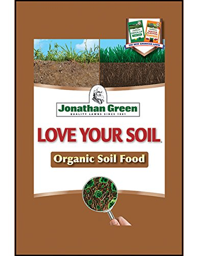 Jonathan Green Jonathan Green & Sons, 12190 Coverage, Love Your Lawn Soil, 5000 sq. f, 5,000 ft