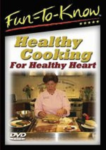 Fun To Know - Healthy Cooking For Healthy Heart (Healthy Cooking Dvd compare prices)