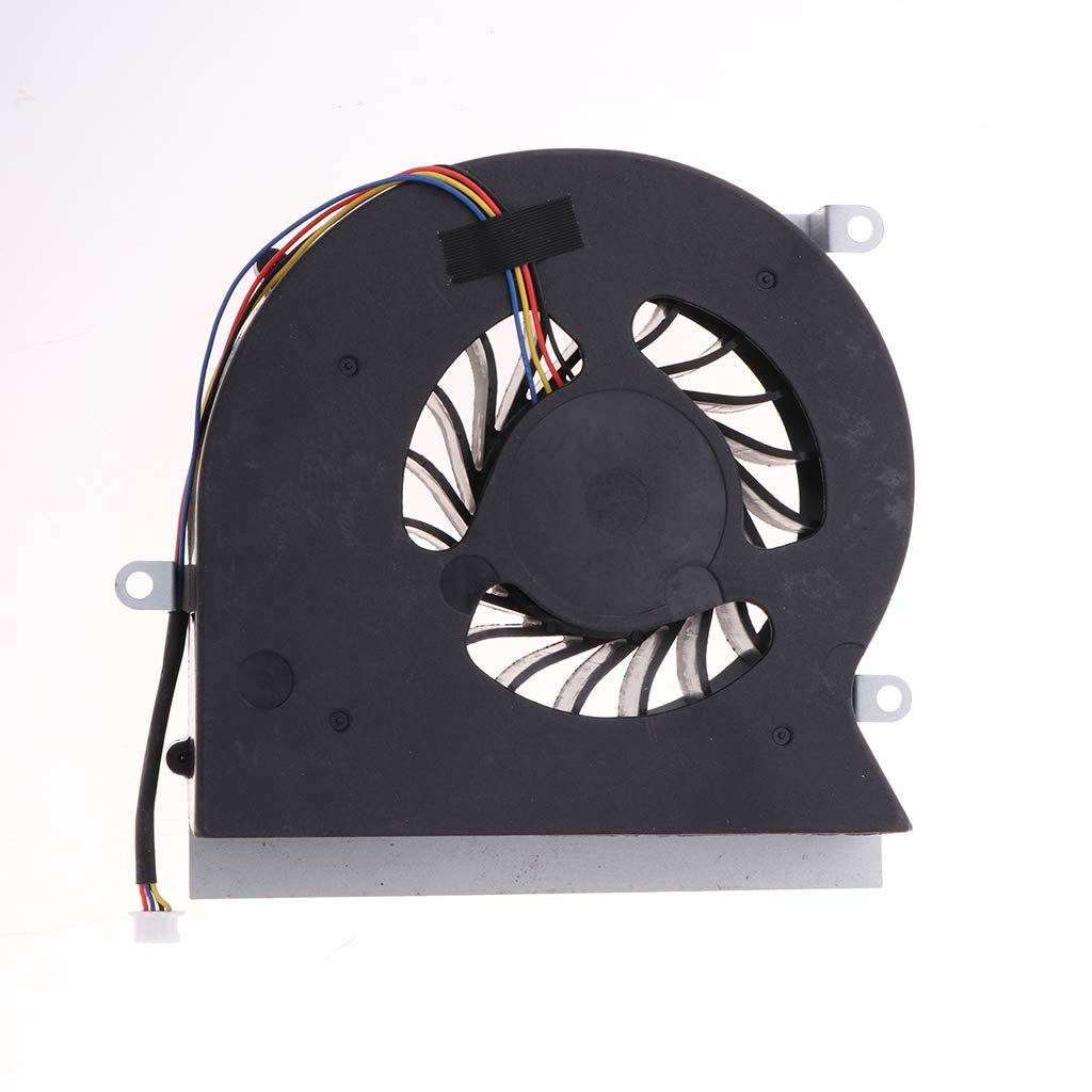 B Blesiya Replacement CPU Cooling Fan for MSI GT62 GT62VR MS-16L1 L2 16L3,Compatible Part Number PABD19735BM