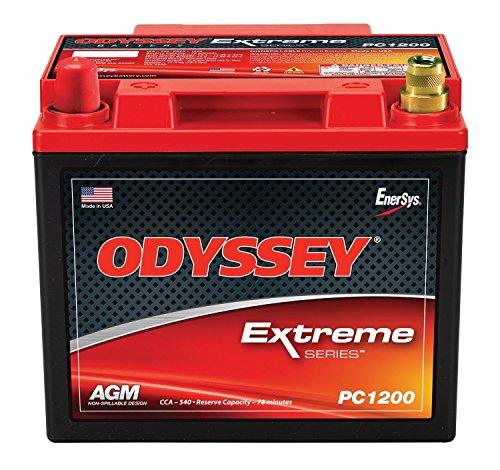Odyssey PC1200LT Sealed AGM Automotive Starting Battery 5...