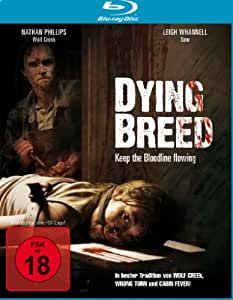 Dying Breed - Uncut [Alemania] [Blu-ray]