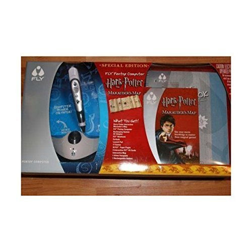 (Fly Pentop Computer Harry Potter Set)