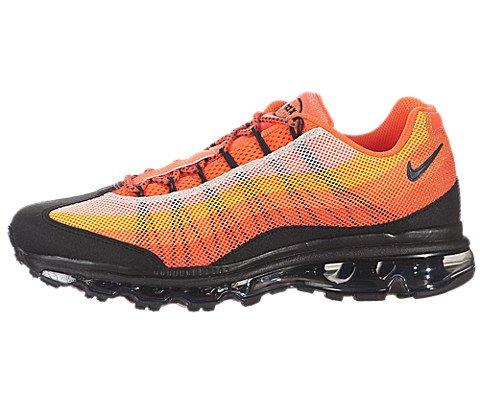 Nike Mens Air Max '95 Dyn Fw Running Shoes, Orange, 9 M Us
