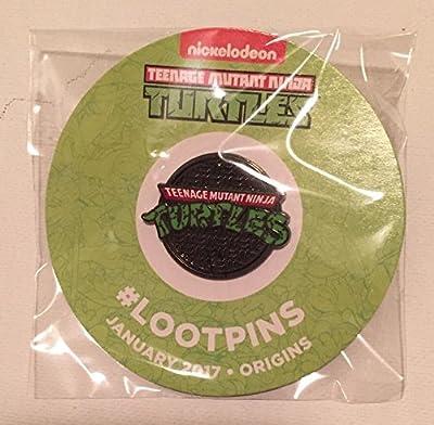Loot Pin Teenage Mutant Ninja Turtles