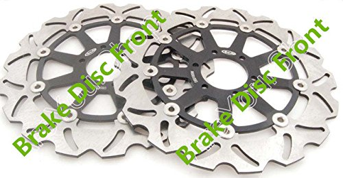 GOWE Brake Disc Front For Yamaha TZ COMPETITION / R1-Z 250 / XJR 400 / FZR 600 / TDM 850 New Fashion Motor Covers Brake 0