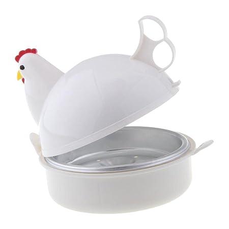 Compra Irinay Forma De Pollo Huevos Horno Chic De Casual ...