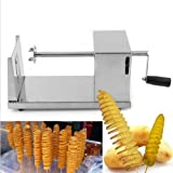 ECOSS Manual Stainless Steel Potato Chips Slicer Spiral - Best Reviews Guide