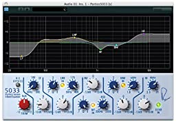 Steinberg RND Portico 5033 EQ/ 5043 Compressor Bundle Audio Plug-in