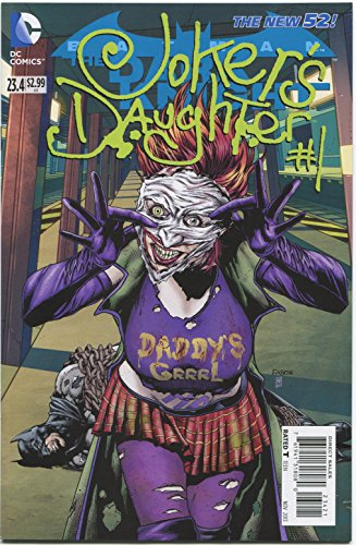 Batman the Dark Knight #23.4 Joker's Daughter (Standard Edition)