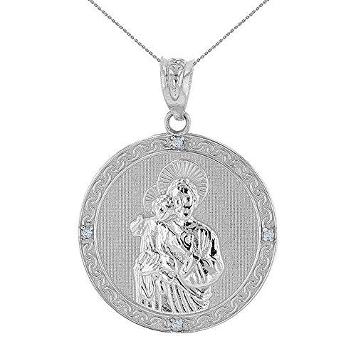 st joseph medal gold - 9