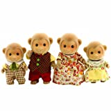 Sylvanian Families Monkey Family