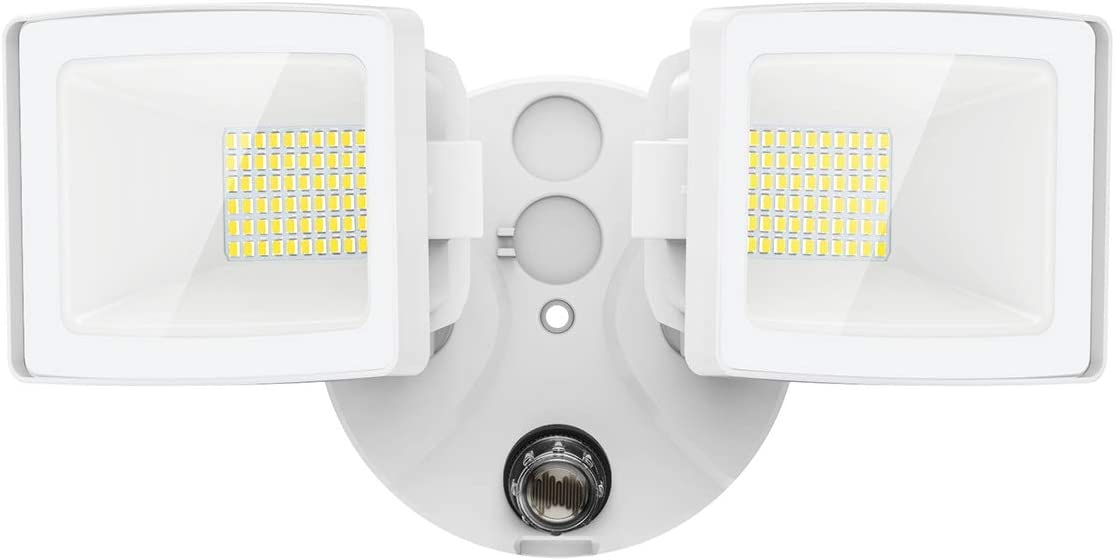 Olafus 5500LM Dusk to Dawn LED Outdoor Lighting
