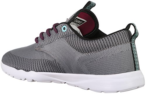 Dvs Shoes Femme 2 Premier Teal Jacquard Grey 0 Basses Baskets ZpqZwr