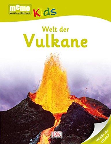 memo Kids. Welt der Vulkane Gebundenes Buch – 4. Juni 2014 Dorling Kindersley 3831026009 empfohlenes Alter: ab 6 Jahre Kindersachbuch