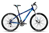 Trinx MTB Mens Mountain Bike 27.5 inch Shimano Gears 21-Speed 16″ C200 Bicycle