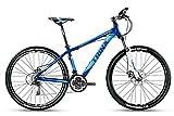 Trinx MTB Mens Mountain Bike 27.5 inch Shimano Gears 21-Speed 16″ C200 Bicycle