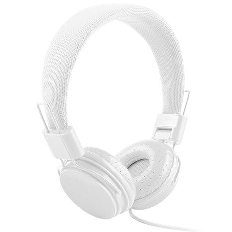 Mamum Foldable Fashion Head With Headphones Adjustable Foldable Kid