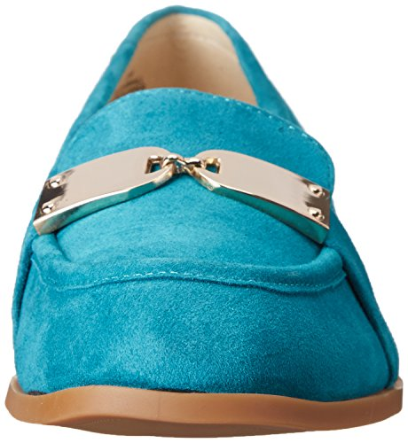 Nine West townhall, Wildleder Damen Blau / Grün
