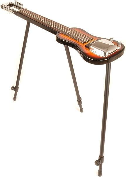 SX 8 3TS 8 cadena Lap Steel guitarra w/libre soporte desmontable y ...