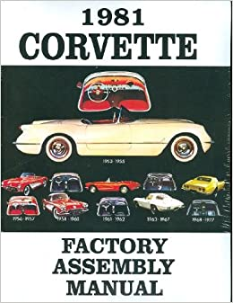 corvette assembly instruction manual