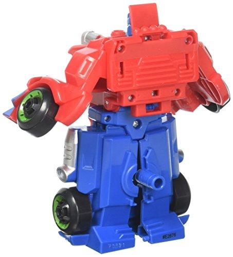 Review Playskool Heroes Transformers Rescue