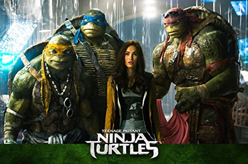 Teenage Mutant Ninja Turtles [DVD]: Amazon.es: Megan Fox ...