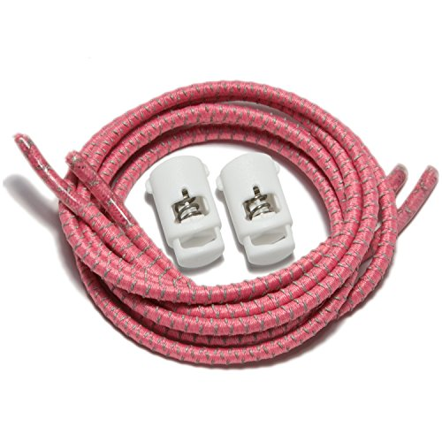 Speedlaces iBungee - , color rosa, talla UK: 42 Inch