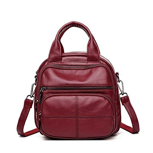 Bag Gules Mochila Meaeo Mochila Llevar Gray Impermeable Leisure Multifuncional Travel Bolso Lady 5PqqwnHT