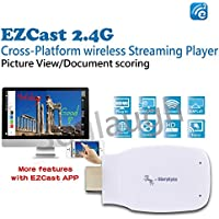 EZCast 2.4G TV Stick HDMI Media Streaming Player for TV & Projector