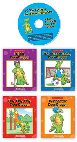 3: It's Time to Play, Dear Dragon by Norwood House Pr