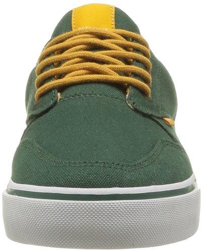 ELECTROLUX HOMECARE PRODUCTS Topaz C3 - Zapatos de cuero para hombre verde - Green - Grün (GREEN SLATE 2488)