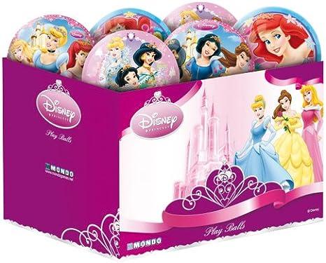 Mondo - Pelota para bebé Princesas Disney (05/367): Amazon.es ...