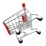 Bestsupplier Mini Supermarket Handcart, 3 Pcs