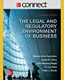 img - for Connect 1 Semester Access Card for The Legal and Regulatory Environment of Business book / textbook / text book