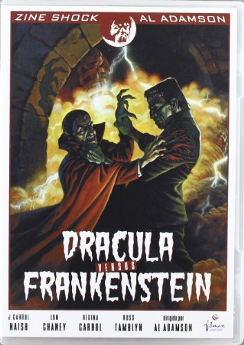 Dracula Vs. Frankenstein (Import Movie) (European Format - Zone 2) (2006) Varios