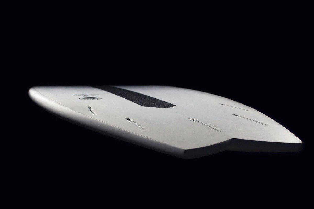 Surfboard CHANNEL ISLANDS X-lite Pod Mod 5.10 white Al Merrick Epoxy Fish