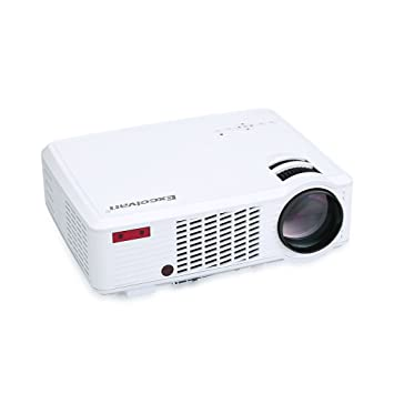 Excelvan LED 33-02 HD Proyector Home Cinema (2000 lúmenes ...