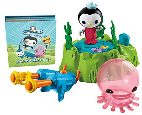 Fisher Price Octonauts Giant Jelly Playset product image