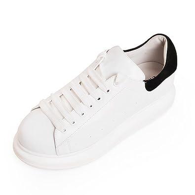size 40 25df7 e6ede WLJSLLZYQ Dicke Sohlen Plattform Schuhe Mode/Modeschuhe ...