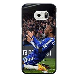 Powerful combination DIDIER DROGBA Phone Case Samsung Galaxy s6 Edge DIDIER DROGBA powerful team