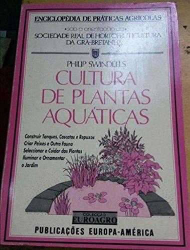 Cultura de Plantas Aquticas (Portuguese Edition)