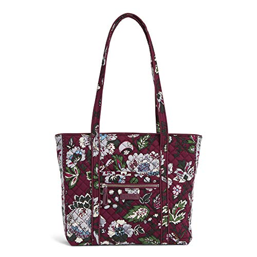 Vera Bradley Iconic Small Vera Tote,  Signature Cotton, One Size ()